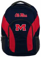 Mississippi Rebels Draft Day Backpack