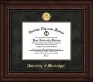 Mississippi Rebels Executive Diploma Frame
