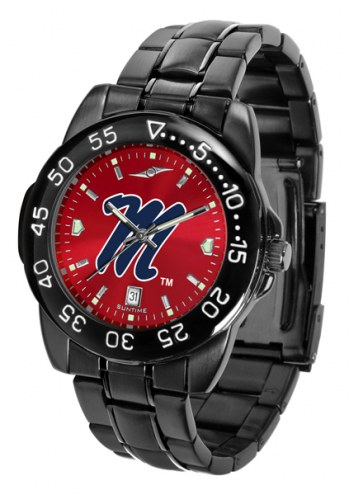 Mississippi Rebels Fantom Sport AnoChrome Men's Watch