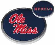 Mississippi Rebels Flip Coin