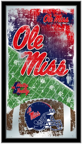 Mississippi Rebels Football Mirror