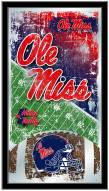 Mississippi Rebels Football Mirror