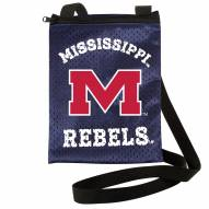 Mississippi Rebels Game Day Pouch