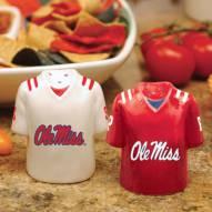 Mississippi Rebels Gameday Salt and Pepper Shakers
