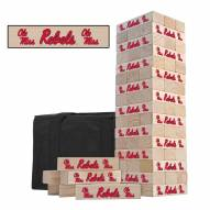 Mississippi Rebels Gameday Tumble Tower