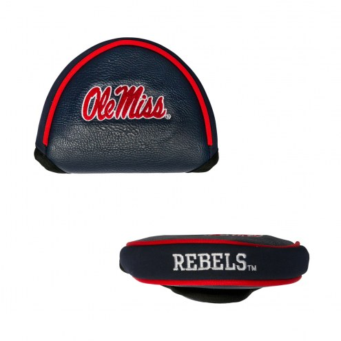 Mississippi Rebels Golf Mallet Putter Cover