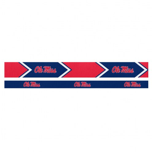Mississippi Rebels Headband Set