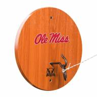 Mississippi Rebels Hook & Ring Game