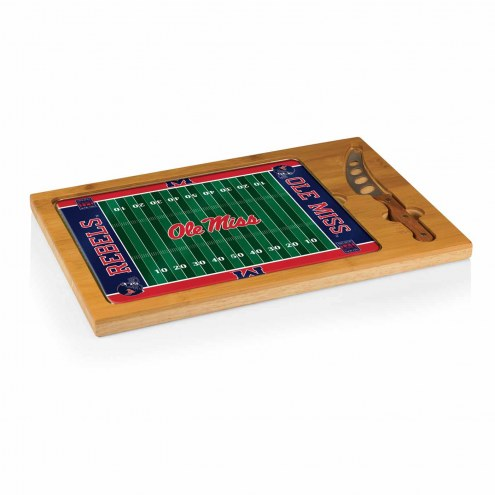 Mississippi Rebels Icon Cutting Board