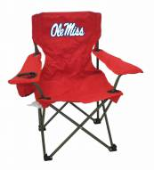 Mississippi Rebels Kids Tailgating Chair