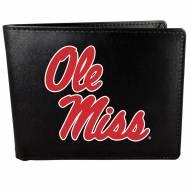 Mississippi Rebels Large Logo Bi-fold Wallet