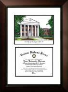 Mississippi Rebels Legacy Scholar Diploma Frame