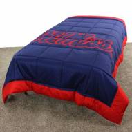 Mississippi Rebels Light Comforter