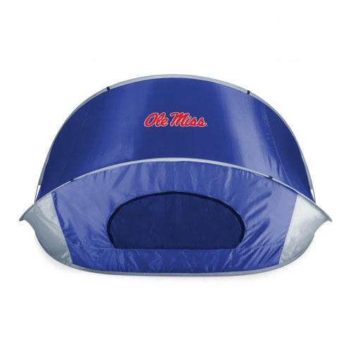 Mississippi Rebels Manta Sun Shelter