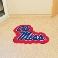 Mississippi Rebels Mascot Mat