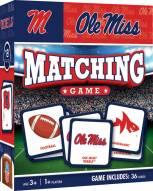 Mississippi Rebels Matching Game