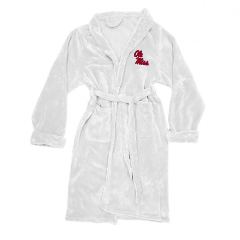 Mississippi Rebels Men's Bathrobe