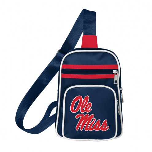 Mississippi Rebels Mini Cross Sling Bag