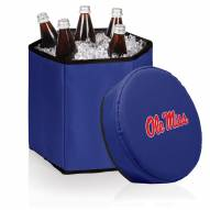 Mississippi Rebels Navy Bongo Cooler
