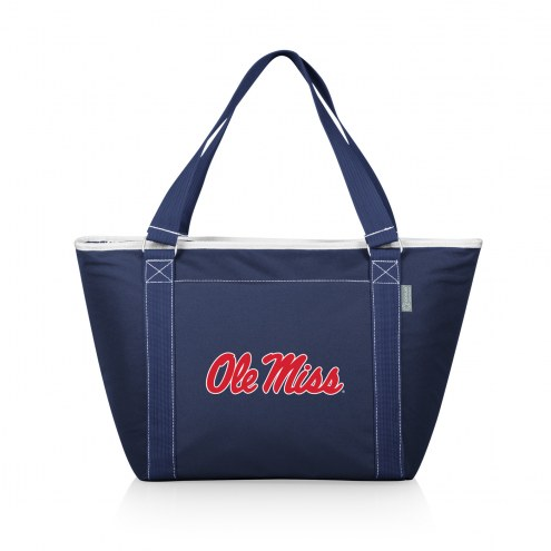 Mississippi Rebels Navy Topanga Cooler Tote