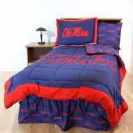 Mississippi Rebels Bed in a Bag