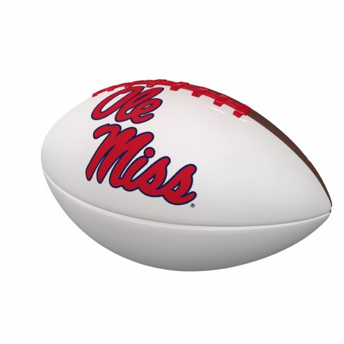 Mississippi Rebels Full Size Autograph Football