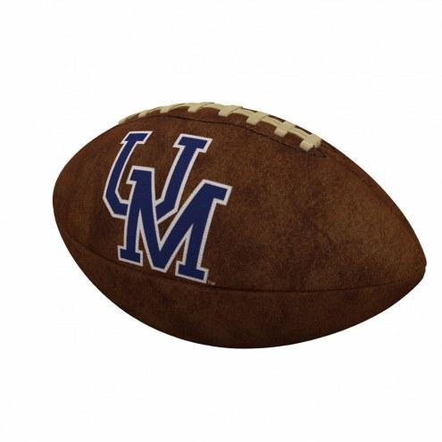 Mississippi Rebels Official Size Vintage Football