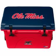 Mississippi Rebels ORCA 40 Quart Cooler