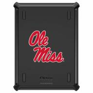 Mississippi Rebels OtterBox Defender iPad Case