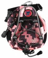 Mississippi Rebels Pink Digi Camo Mini Day Pack
