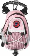 Mississippi Rebels Pink Mini Day Pack