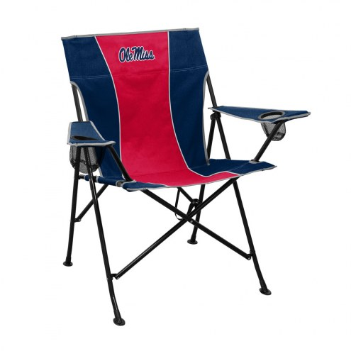 Mississippi Rebels Pregame Tailgating Chair