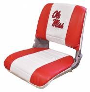 Mississippi Rebels Pro-Style Boat Seat