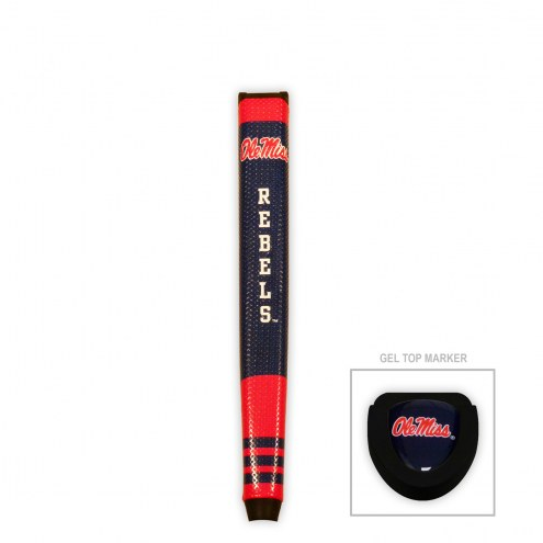 Mississippi Rebels Putter Grip
