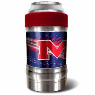Mississippi Rebels Red 12 oz. Locker Vacuum Insulated Can Holder