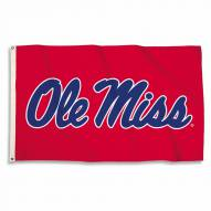 Mississippi Rebels Red 3' x 5' Flag
