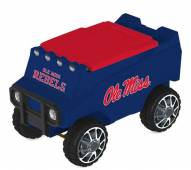 Mississippi Rebels Remote Control Rover Cooler