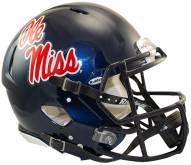 Mississippi Rebels Riddell Speed Full Size Authentic Football Helmet