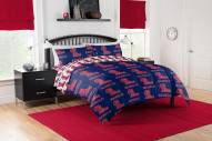 Mississippi Rebels Rotary Queen Bed in a Bag Set
