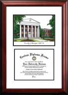 Mississippi Rebels Scholar Diploma Frame