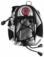Mississippi Rebels Silver Mini Day Pack
