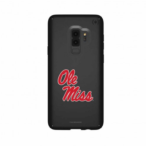 Mississippi Rebels Speck Samsung Galaxy S9+ Presidio Black Case