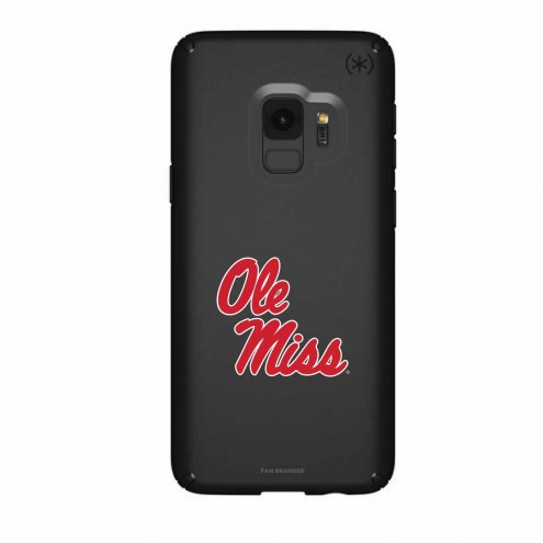 Mississippi Rebels Speck Samsung Galaxy S9 Presidio Black Case