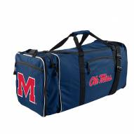 Mississippi Rebels Steal Duffel Bag