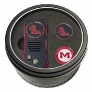Mississippi Rebels Switchfix Golf Divot Tool & Ball Markers