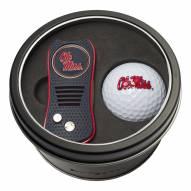 Mississippi Rebels Switchfix Golf Divot Tool & Ball