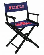 Mississippi Rebels Table Height Director's Chair