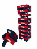 Mississippi Rebels Table Top Stackers