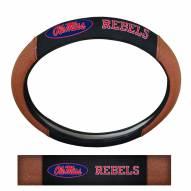 Mississippi Rebels Steering Wheel Cover
