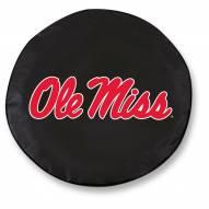 Mississippi Rebels Tire Cover